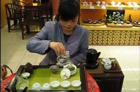 как правильно приготовить зеленый чай