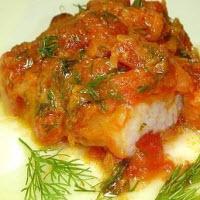 Вкусное блюдо из минтая— рецепт